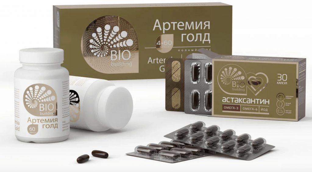 продукция компании биобилдинг новосибирск