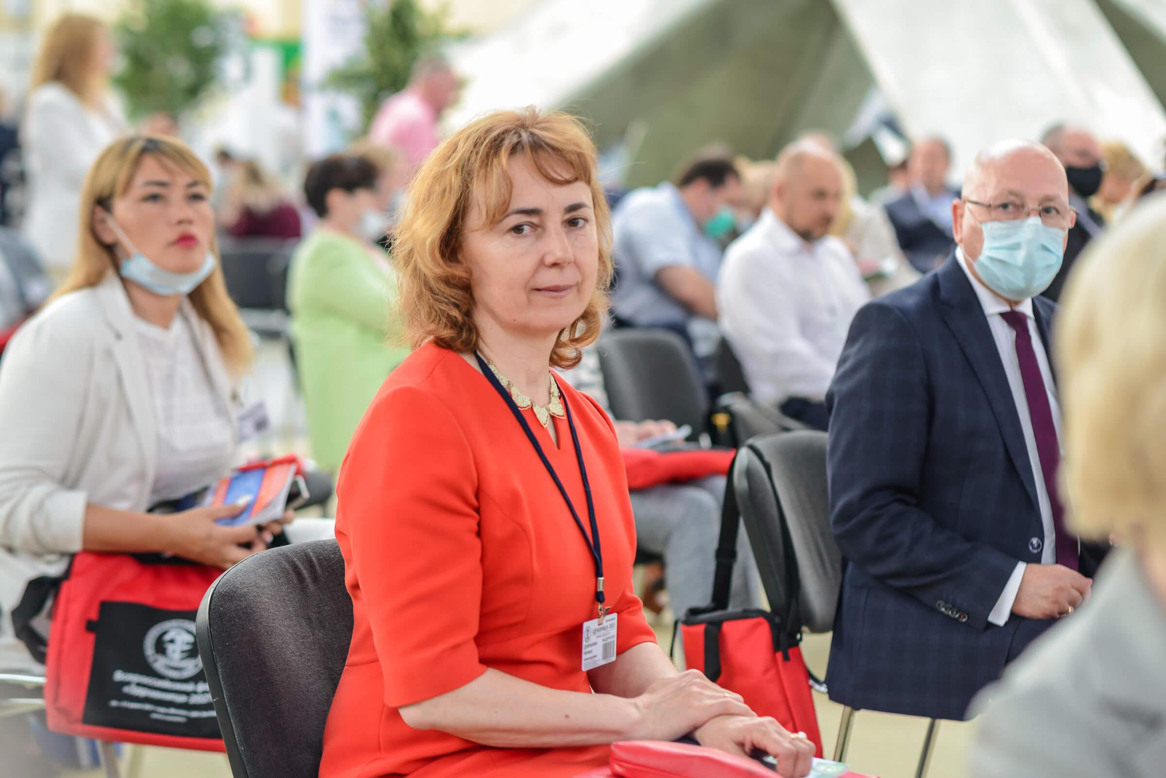 ХХ ЮБИЛЕЙНЫЙ ВСЕРОССИЙСКИЙ ФОРУМ «ЗДРАВНИЦА - 2021»